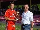 Selcuk Olcum wurde Torschützenkönig in der Fußball-Vorarlbergliga.