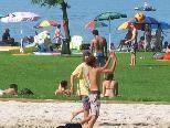 Turnier im Strandbad