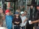 Viele begeisterte Kinder bei der Sulner Abenteuernacht im Hexenwald