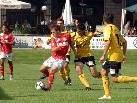 Altach Amateure muss im Heimspiel gegen St. Johann im Pongau dringend punkten. Foto: Manfred Wicher.