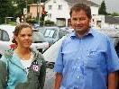 Anbei ein Bild von Pia Meusburger und Rudolf Schwarz.