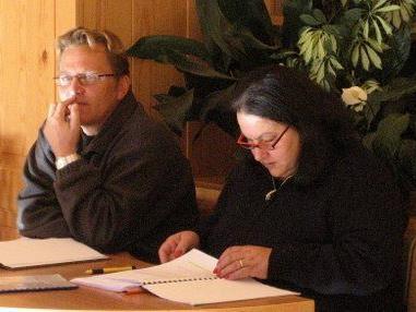 Augustin Jagg und Petra Schöller führen Regie