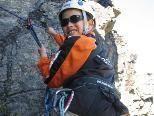 Beim Kletterfest kann jeder Interessierte diesen tollen Sport mal hautnah ausprobieren