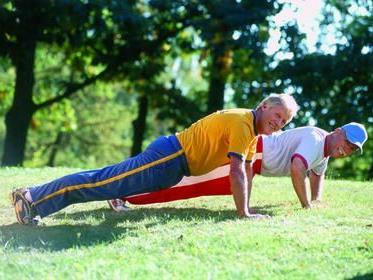 Bleiben Sie fit mit Bewegung