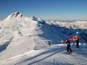 Blick Richtung der künftigen Bergstation
