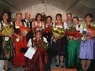 Brigitte Partel ist Bildsteins 1. Rosenkönigin