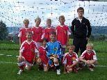Das erfolgreich U10-Team des FNZ Vorderwald