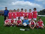 Das erfolgreiche U11-Team des FNZ Vorderwald.