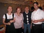 Der Familienbetrieb Fritsch am Buchenberg lud zum Weinfest