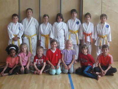 Der Karateclub Bludesch bietet wieder einen Kurs für Kinder