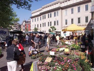 Der Kornmarktplatz soll umgestaltet werden