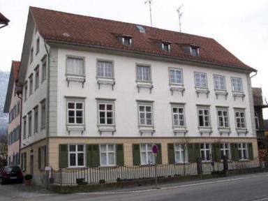 """Der Kulturkreis hat seinen Sitz im """"Kitzinger Haus""""."""