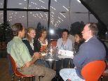 Der Spanisch-Tisch im Sprachencafé