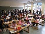 Der erste Schultag - ein aufgregendes Ereignis für Jung und Alt
