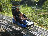 Die Golmerbahn Sektion I (Vandans-Latschau) sowie der Alpine-Coaster-Golm sind von 10.00-18.00 Uhr in Betrieb.