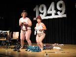 Die Kennelbacher Jahrgänger präsentierten einen Strip der Extraklasse