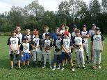 Die Meistermannschaft der Lochau Mariners