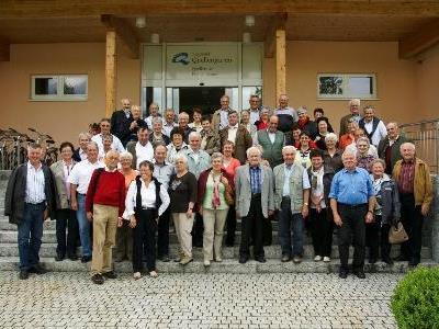 Die Obleute des Seniorenbundes Bregenzerwald