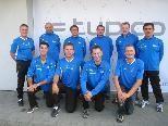 Die engagierten Nachwuchstrainer des SV Typico Lochau