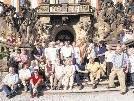 Die goldene Stadt Prag war eine Reise wert und die vielen Denkmäler eine Besichtigung.