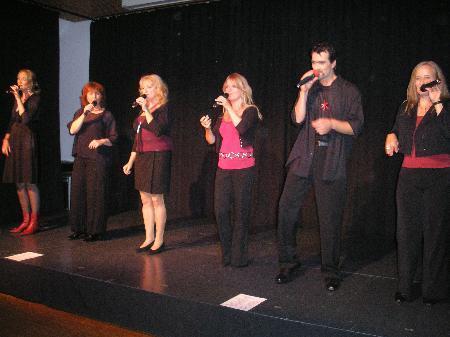 Ein a capella Konzert der besonderen Art!