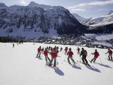 Ein tolles Angebot für die Pflichtschüler bietet der Ski Arlberg, Pool West
