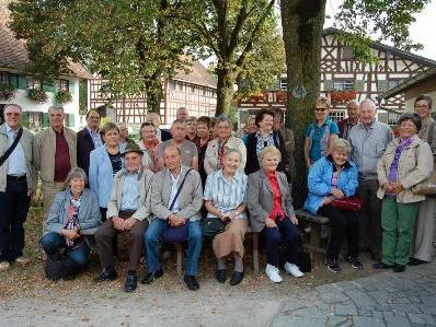 Einen Ausflug ins Allgäu machte der Seniorenbund aus Ludesch