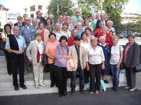 Einen erlebnisreichen Ausflug hatte der Seniorenbund Bürserberg