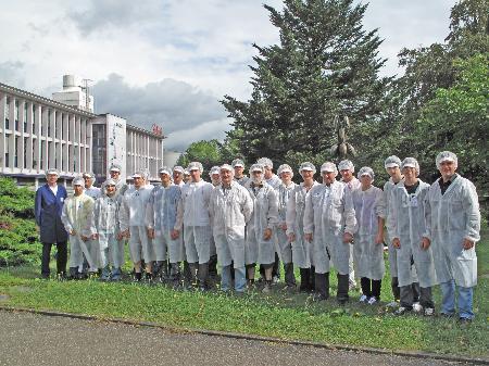 Einen interessanten und abwechslungsreichen Ausflug hatten die Lehrlinge von Kraft Foods in Gösgen