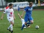 FC BW Feldkirch war gegen FC Kufstein chancenlos.