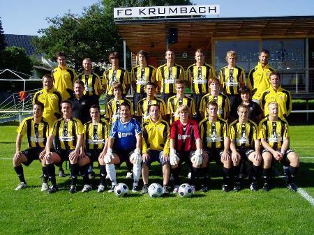 FC Krumbach Kampfmannschaft