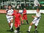 FC RW Rankweil feierte ersten Saisonsieg und ist nicht mehr Schlusslicht.