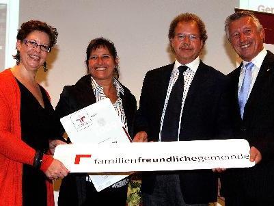 Familienfreundliche Gemeinde Nenzing