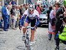Für Radprofi Rene Haselbacher ist die Saison bereits beendet. Foto: Mario Stiehl