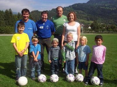 Fußballnachwuchs