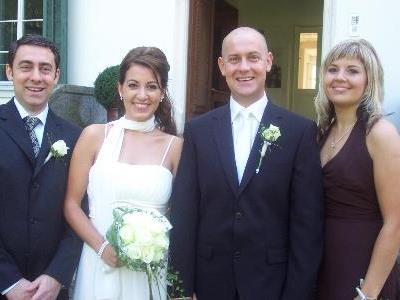 Hochzeit von Balduzzi und Ruetz