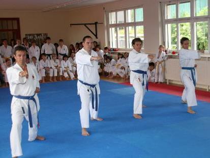 Karateclub Höchst