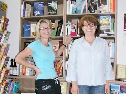 Karin Amann und Doris Streatfeild