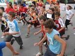 """Kinder unterstüzen mit ihrer Teilnahme das """"Netz für Kinder"""""""