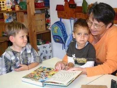 Kinderbetreuung ist in Krumbach ein wichtiges Thema