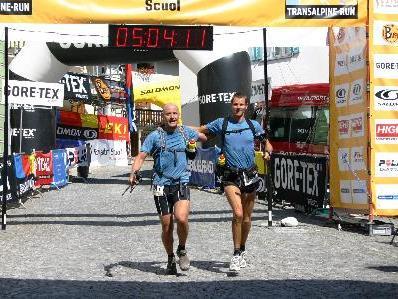 Klisch Ralph und Holger Schulze belegten den siebten Rang