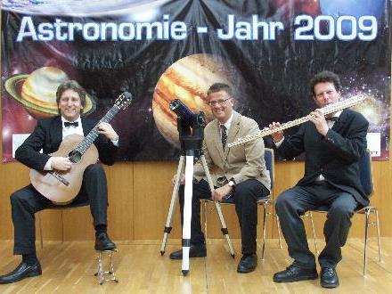 Konzert in Nüziders: Galaktischer Klangzauber