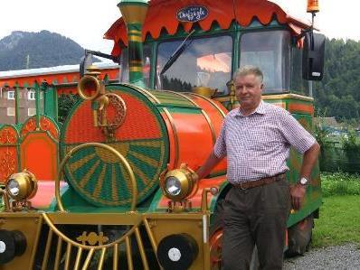 Kurt Zoller chauffierte die Bewohner des Bürgerheims rund um Schwarzenberg