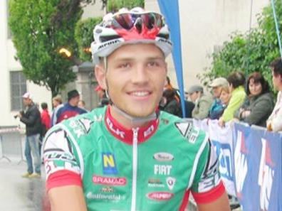 Matthias Brändle war bester Österreicher bei der Glockner-Wertung der Österreich-Rundfahrt.