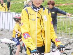 Melanie Amann wurde Dritte bei den ÖM und Zweite im Alpencup.