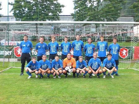 SV- frigo spielte gegen SV Bürs 1:1