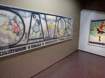 Schnee-Ausstellung im Landesmuseum