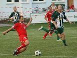 Sevket Akyildiz schoss einen Treffer beim 2:0-Auswärtssieg in Lustenau. Foto: Thomas Knobel