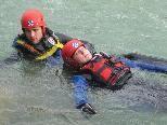 Spezielle Ausrüstung und Ausbildung sind beim Rettungseinsatz erforderlich