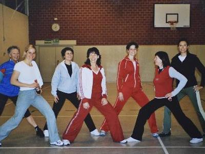 Symbolbild: Gymnastik für Frauen